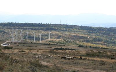 Le renouvellement des parcs éoliens